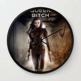 Queen Bitch Wall Clock