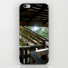 Tree house @ Aguadilla 2 iPhone & iPod Skin