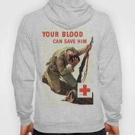 Your Blood Can Save Him Hoody