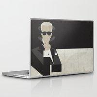 karl Laptop & iPad Skins featuring Karl by B_U_R_T