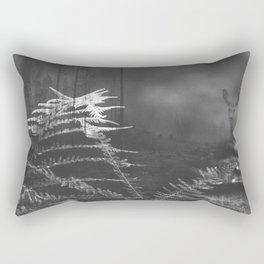 Dark deer Rectangular Pillow