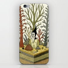 Slice iPhone & iPod Skin