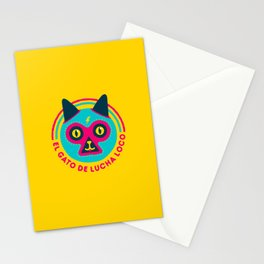 LUCHADORABLE Stationery Cards