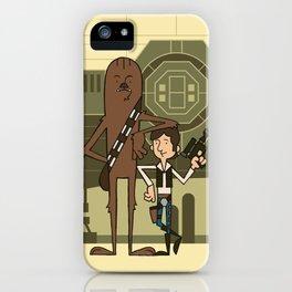 EP4 : Han & Chewie iPhone Case