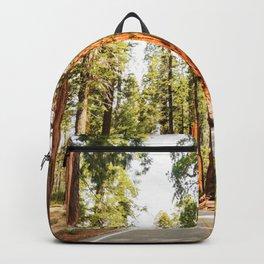 sequoia tree Backpack
