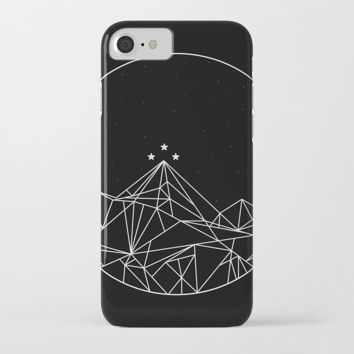 the night court symbol iphone case