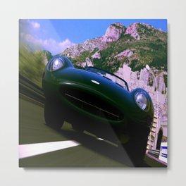 Monte-Carlo Zoom 1 Metal Print