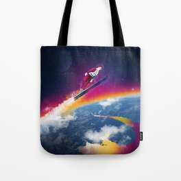 One Giant Leap Tote Bag