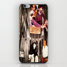 We heart you; but we have to SUBVERT you iPhone Skin