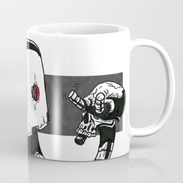 Murderbot v2.0 Coffee Mug