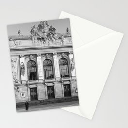 Opéra de Lille, France Stationery Cards