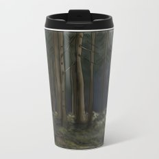 The Woods Metal Travel Mug