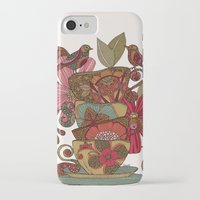 good morning iPhone & iPod Cases featuring Good Morning by Valentina Harper