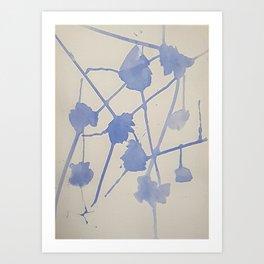 A#12 Art Print