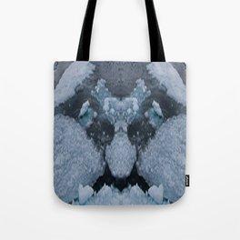 Icy Troll Tote Bag