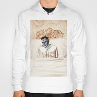 infamous Hoodies featuring Arsenic and Old Lace by Alec Goss