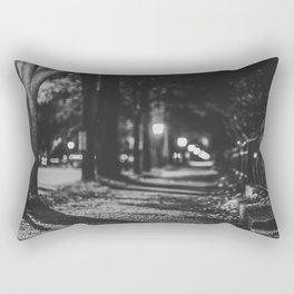 Urban / Streetlight / Night / Photography Rectangular Pillow