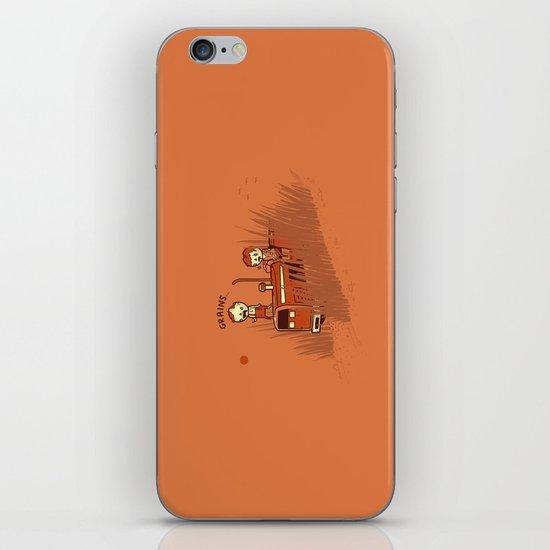 Grains iPhone & iPod Skin