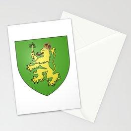 Alderney Coat of Arms  Stationery Cards