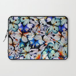All of the Butterflies Laptop Sleeve