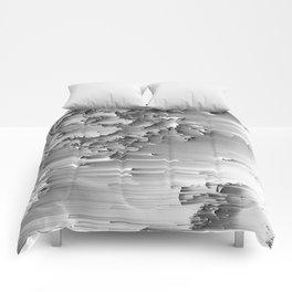 Japanese Glitch Art No.2 Comforters