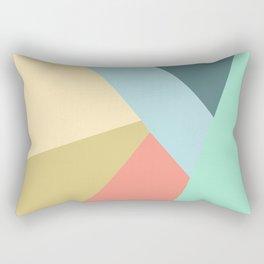 Angles Rectangular Pillow
