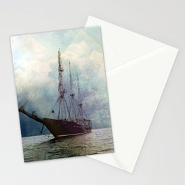Fernweh for distant lands [expedition to Galapagos] Stationery Cards