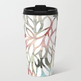 meander Metal Travel Mug