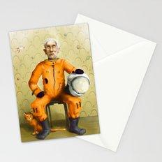 _still dreaming Stationery Cards