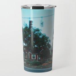 It's all a Blur Travel Mug