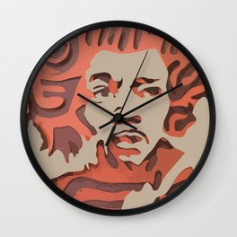 Different Strokes For Different Folks Wall Clock
