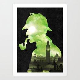 The Cursed Treasure Art Print