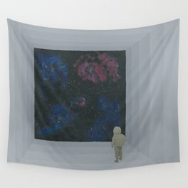 Empty Space 13 Wall Tapestry