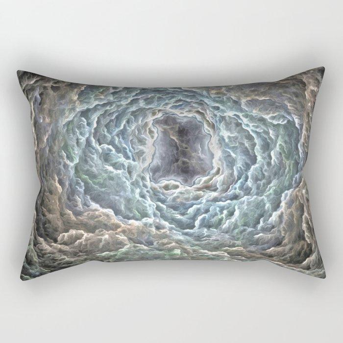 Heavenly Tunnel Rectangular Pillow