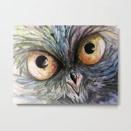 Owl See You_Owl 2 Metal Print