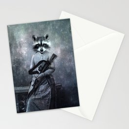 Gangster Stationery Cards