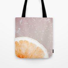 Grapefruit Citrus Tote Bag