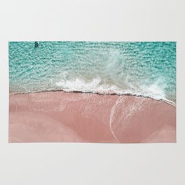 Pink Vacation Rug