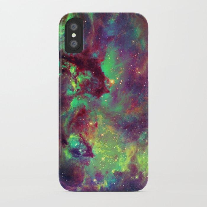 Seahorse Nebula iPhone Case