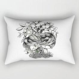 The Original Sin Rectangular Pillow