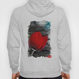 Red Tulip Hoody
