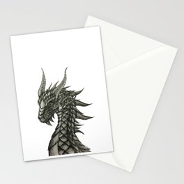 Jerry the Dragon Stationery Cards