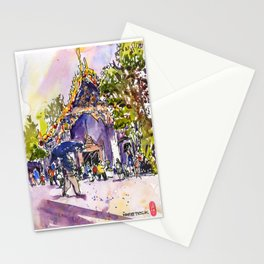 20160402 Wat Pho Stationery Cards