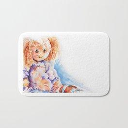 Raggedy Rosie ... Rag Doll Bath Mat