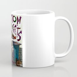 Tom Waits Coffee Mug