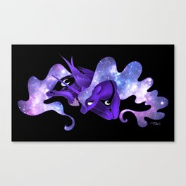 Ethereal Night- Princess Luna Canvas Print