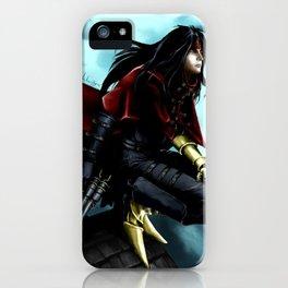 FFVII - Vincent iPhone Case
