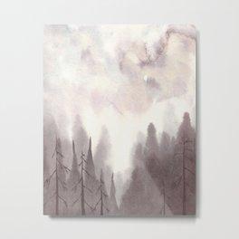 Wildwood Metal Print