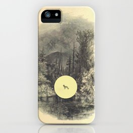 The shepherd iPhone Case