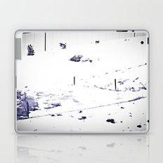 Overrun by Snow Laptop & iPad Skin